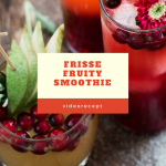 Frisse Fruity Smoothie